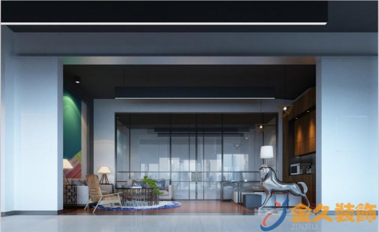 休闲区装修设计效果图