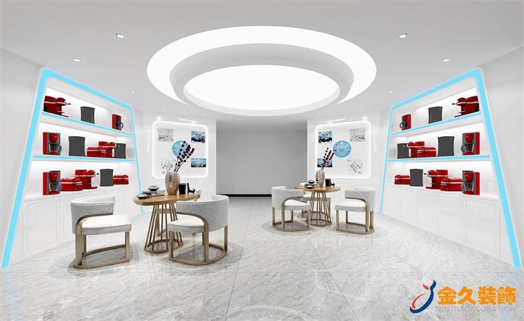 展厅装修设计效果图(一)