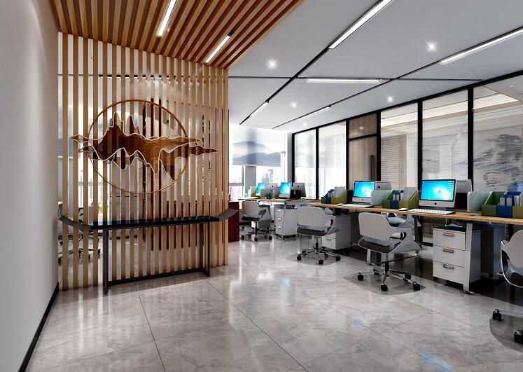 办公室如何装修更环保,告别防毒面具