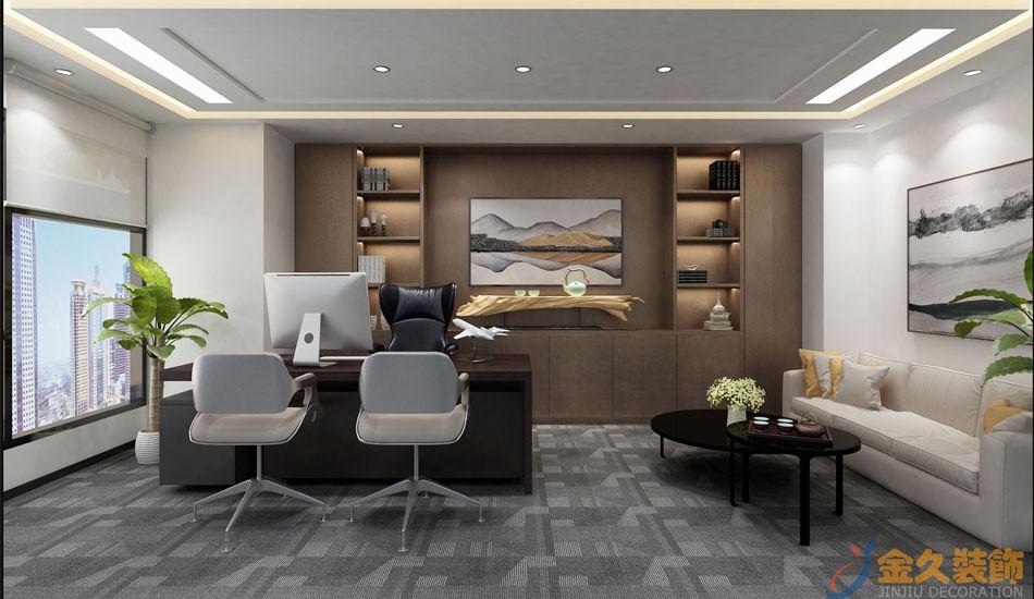 80平米办公室装修设计 80平米办公室装修多少钱?