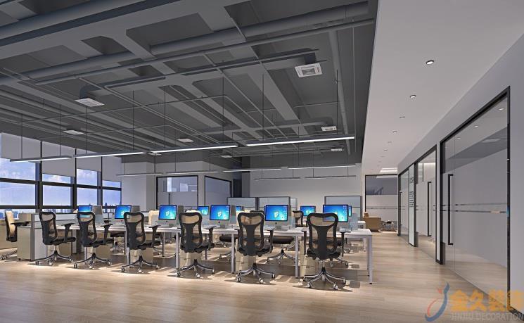 广州办公室装修多少钱及办公室装修设计风格