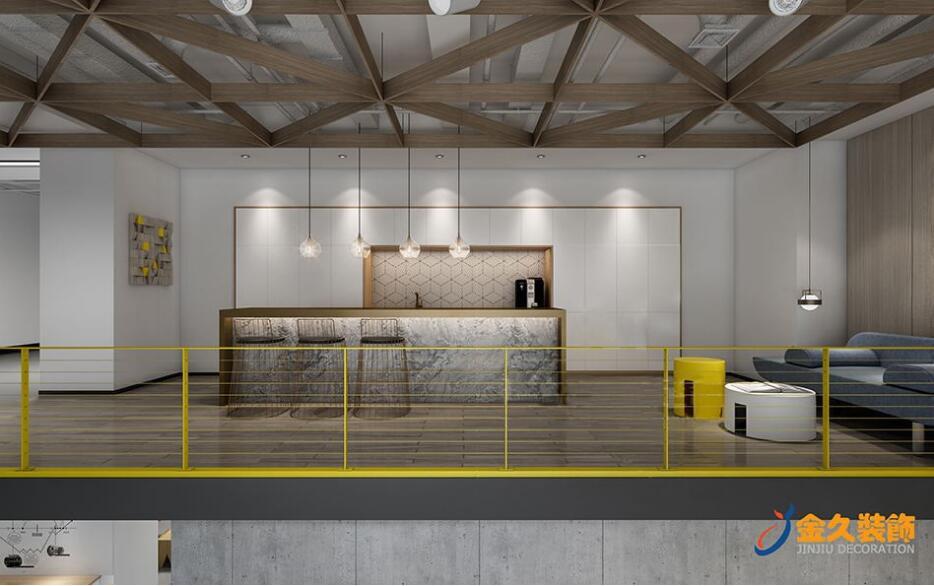 广州办公室装修之如何选择办公室装修施工的墙面漆