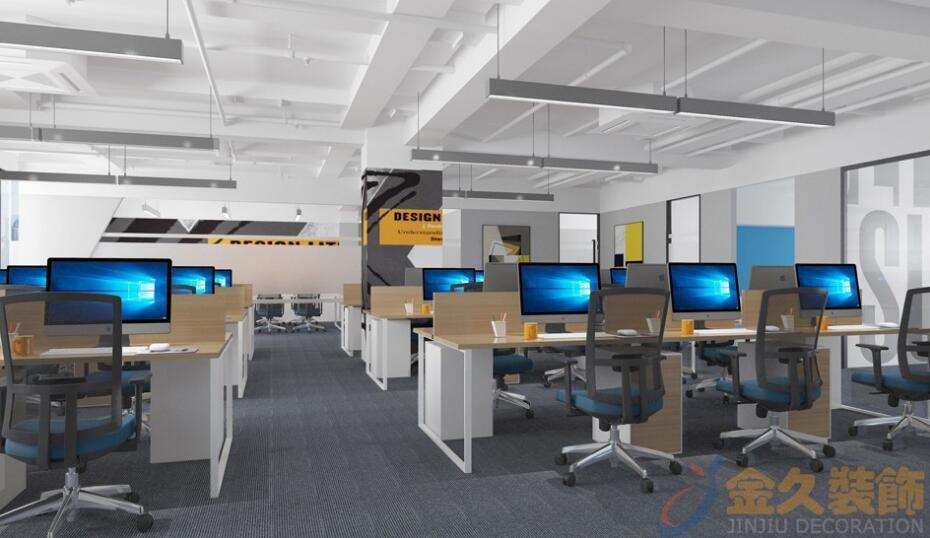 广州办公室装修的预算及影响装修价格的因素