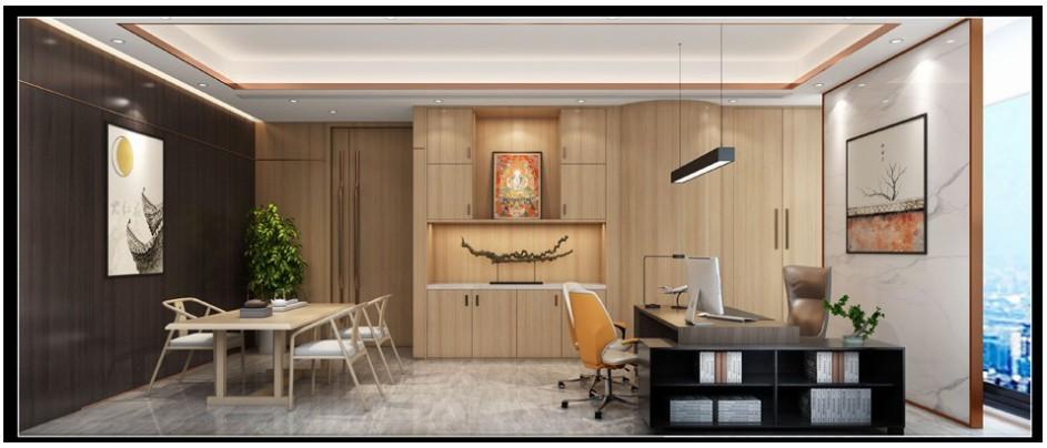 办公室装修设计都包括了哪些内容?
