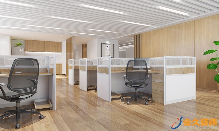 办公室装修使用地板好还是瓷砖好?有哪些优势