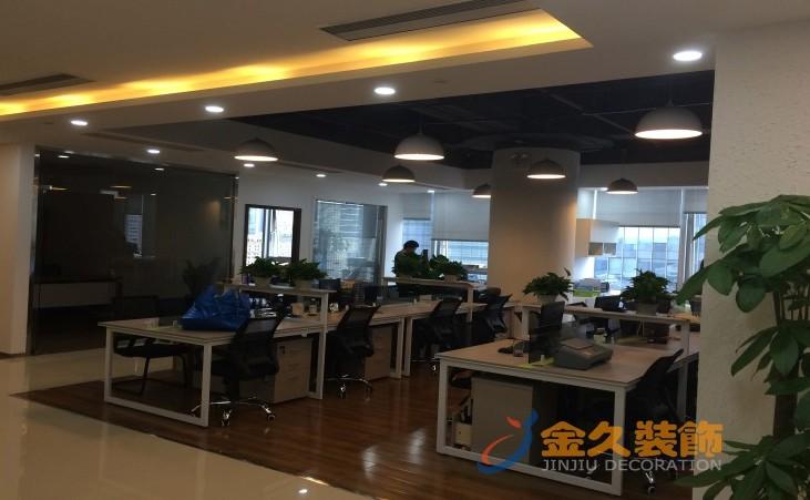 广州欧式办公室装修风格及装修风格介绍