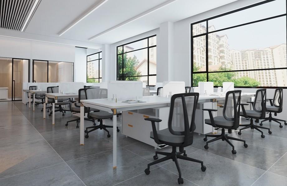 广州小型办公室装修效果图