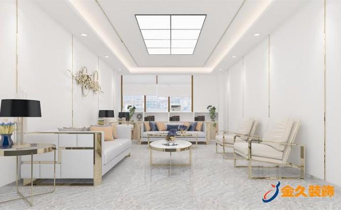 2019广州办公室装修多少钱?