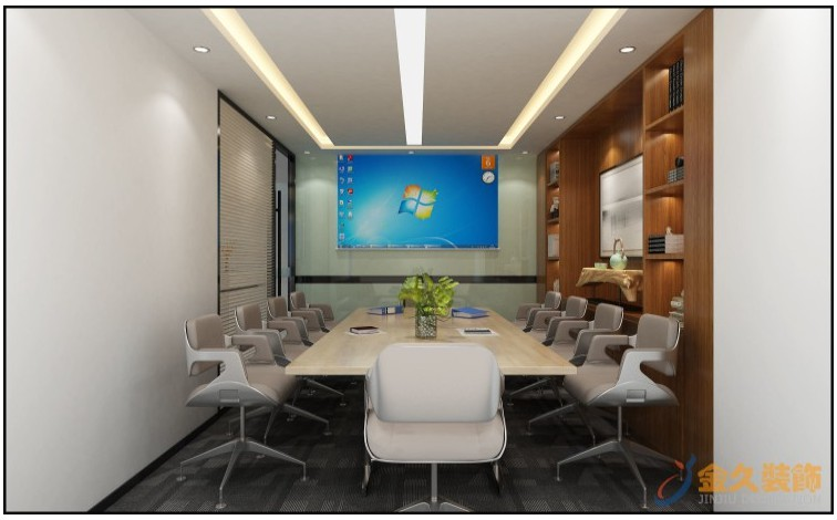 如何保证办公室装修成果和效果图一致?