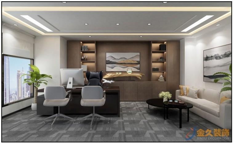 广州办公室装修一般多久可以装好呢