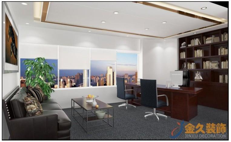 广州办公室装饰,5个细节让办公区焕然一新