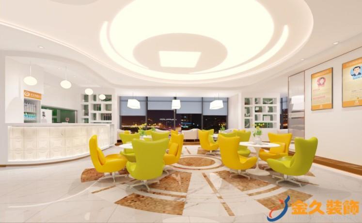 400平米广州办公室装修预算包括哪些?