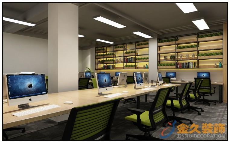 广州办公室装修项目有哪些