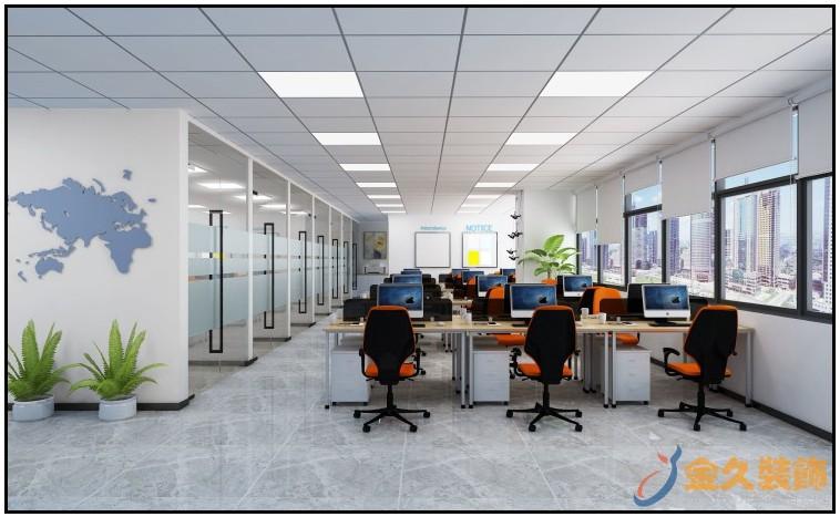 广州办公室吊顶的长宽高一般是多少?