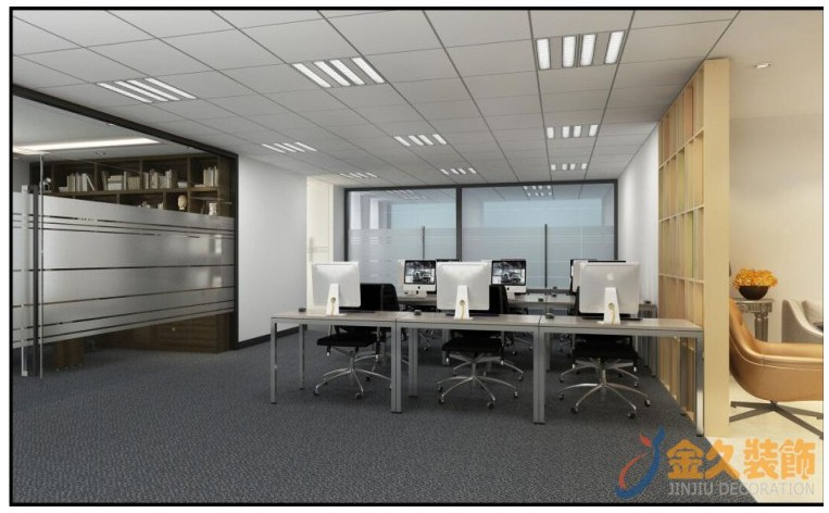 在办公室装修前,如何选择装修材料?