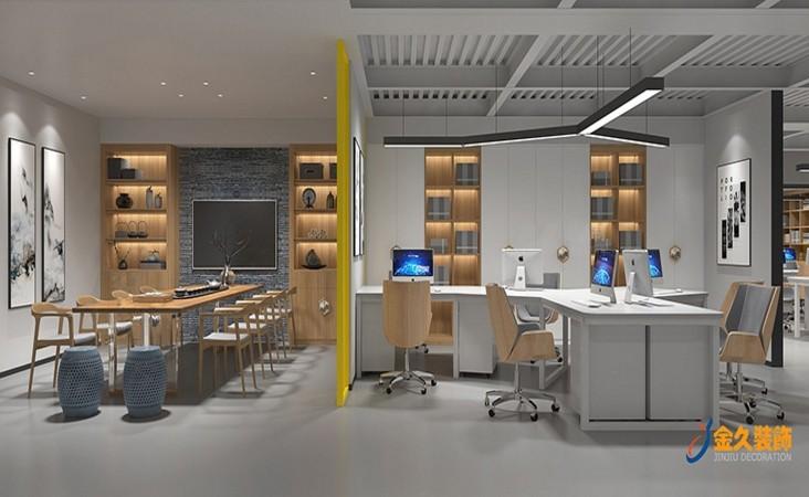 常见的办公室装修材料污染应该怎么化解?