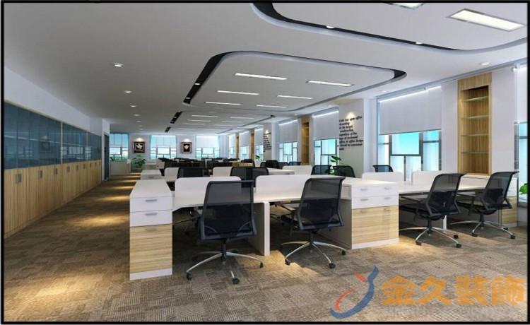 2019广州小面积办公室装修及装修效果图