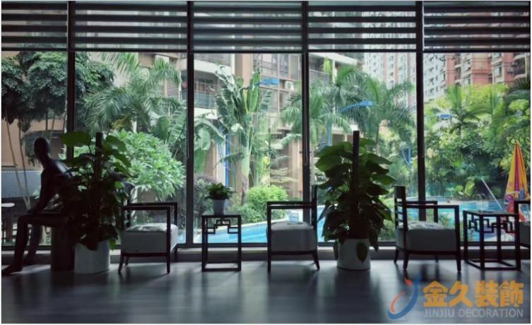 广州办公室装修怎样封阳台?有哪些注意事项