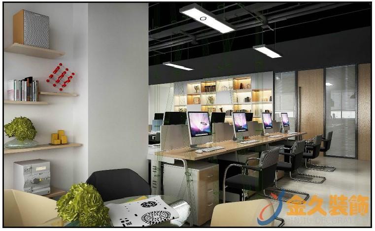科技办公室选择怎样的设计风格