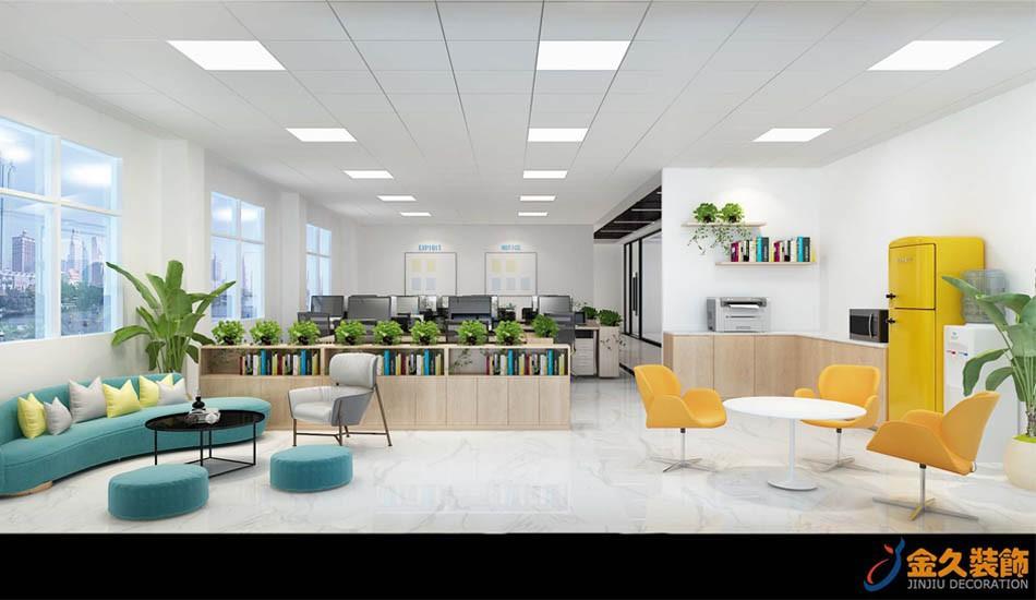 办公室布置植物墙有哪些好处?