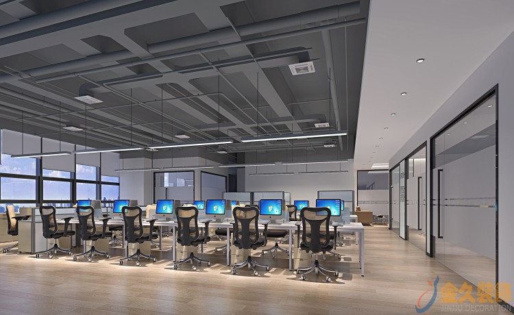 广州办公室装修消防要求,怎么设计才规范呢?