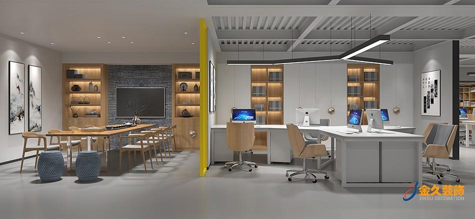工业风办公室怎么装修设计?有哪些特点