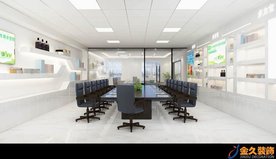 办公室墙面如何设计 ?墙面装饰需要注意什么