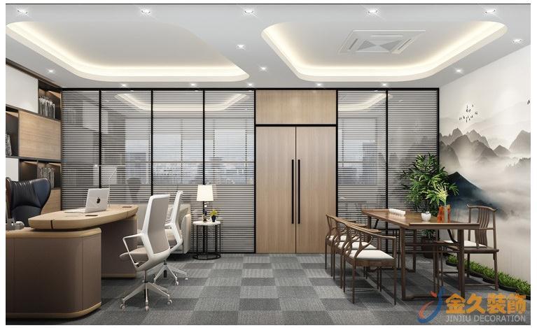 怎么策划办公室墙面软装饰设计方案
