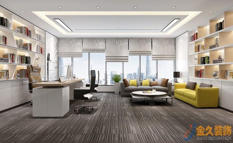办公室装修中,如何做好办公室细节的设计?