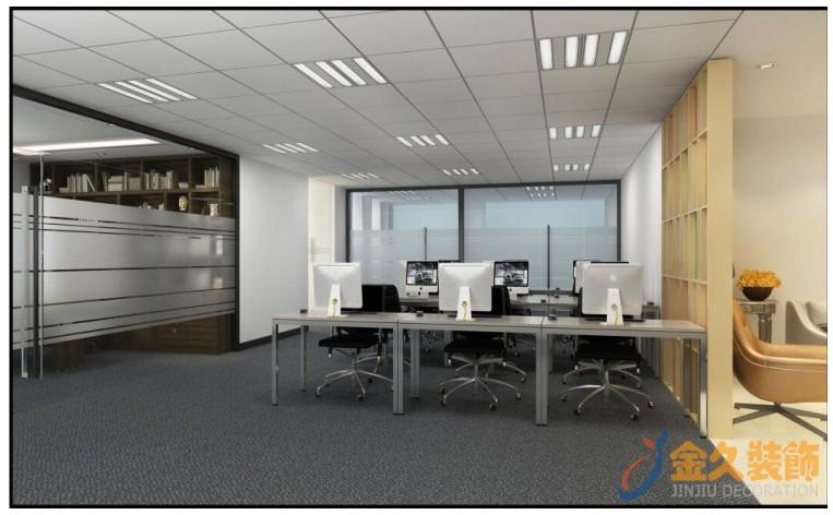 20平米办公室如何布局?怎么设计效果比较好