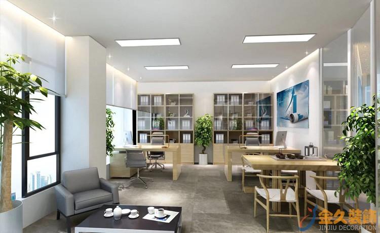 广州办公室装修过程中如何做好装修层次感