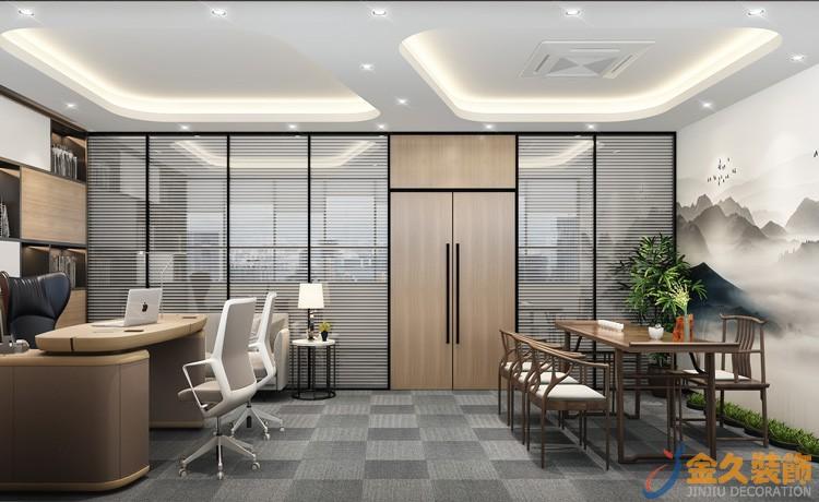 一层广州办公室装修应该怎么设计布局