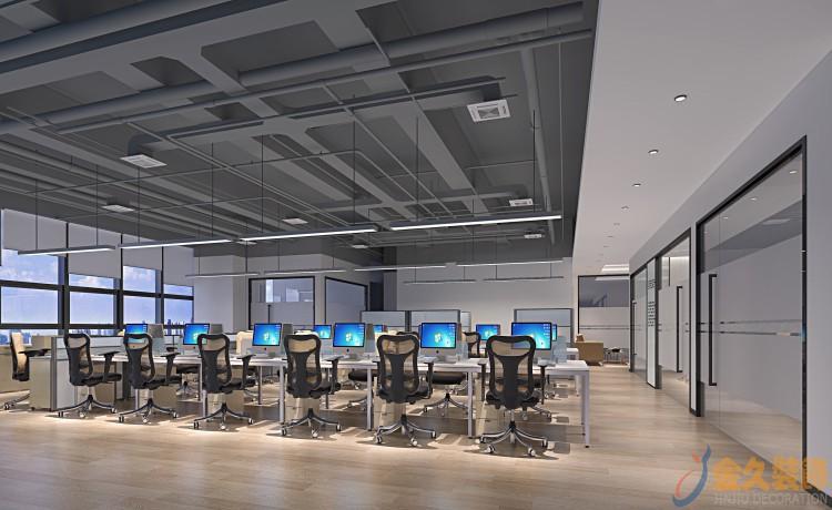 旧办公室如何改造成有创意的新办公空间?