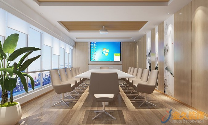 150平方创意办公空间怎么装修设计?