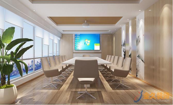 办公室装修风格应该简约好还是高端好?