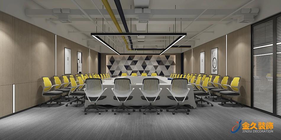 新媒体办公室装修,新媒体装修适合什么风格