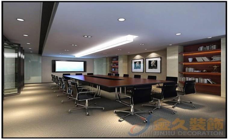 建筑办公室装修设计方案及装修注意事项