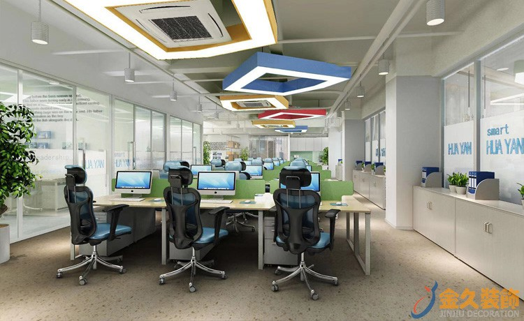 办公区域装饰设计及办公区域装修步骤