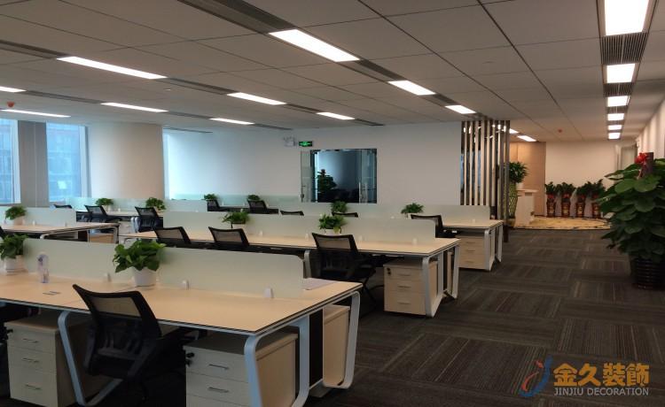 高端办公楼软装装修设计