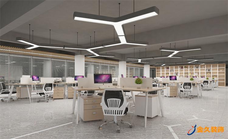 办公室装修如何做好采光?办公室布局采光注意什么禁忌