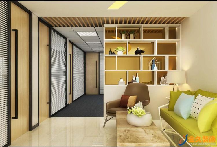 如何打造人性化创意办公室装修设计