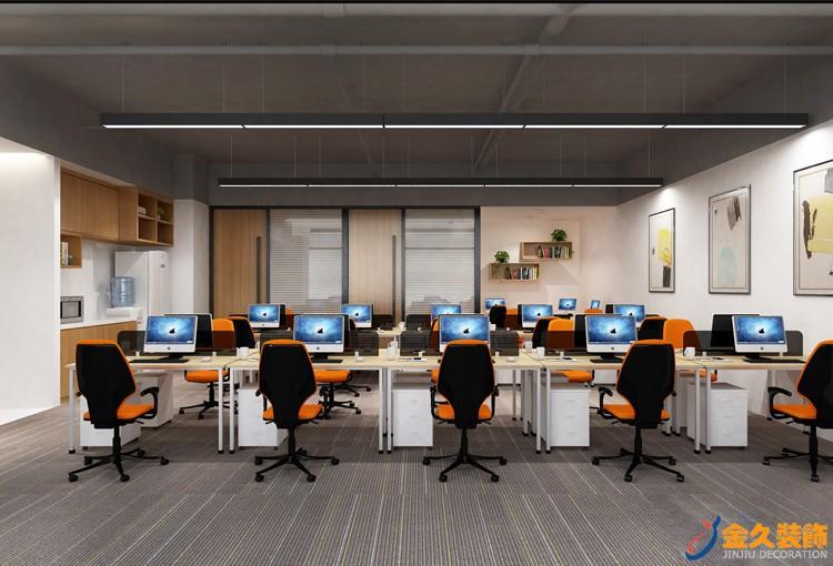 研发办公室装修设计,研发办公室装修设计风格有哪些?