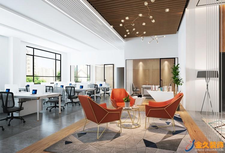 现代化风格办公室如何装修?现代化办公室装修有哪些优势?
