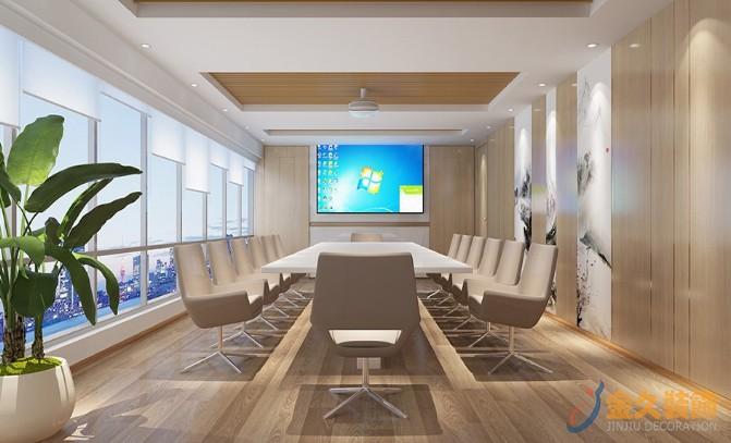 多功能会议室装修如何设计?会议室布置注意事项