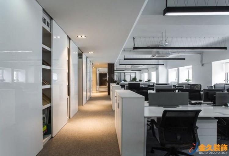 简约办公室装修风格怎么设计?简约风格设计有什么特点