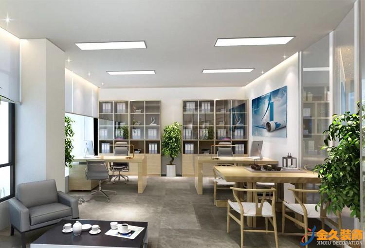 现代简约办公室怎么装修?现代简约办公室装修设计风格