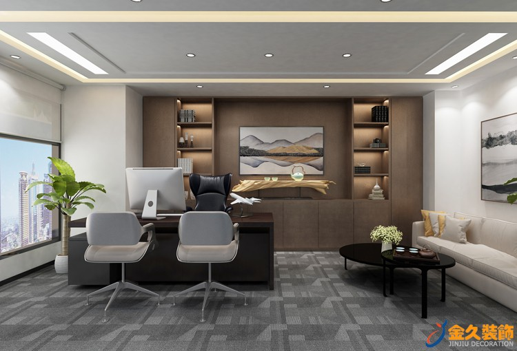 办公室装修设计,需要找大装修公司吗?
