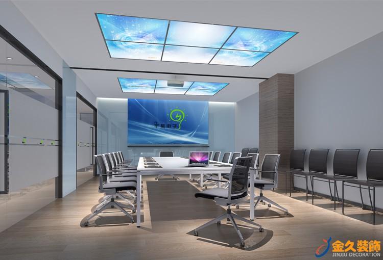 办公室装修,如何做好办公空间区域划分