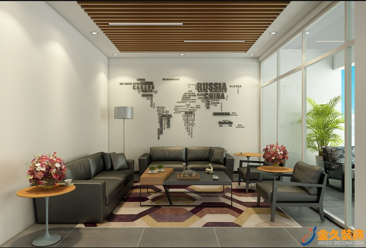 创业型办公室装修怎么设计?办公室装修需要考虑哪些问题?