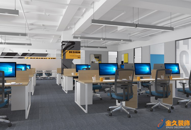 110平米办公室装修怎么设计?办公室装修大概需要多少钱?
